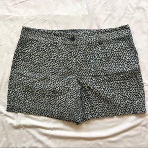 LOFT Shorts - Floral Loft shorts, size 14